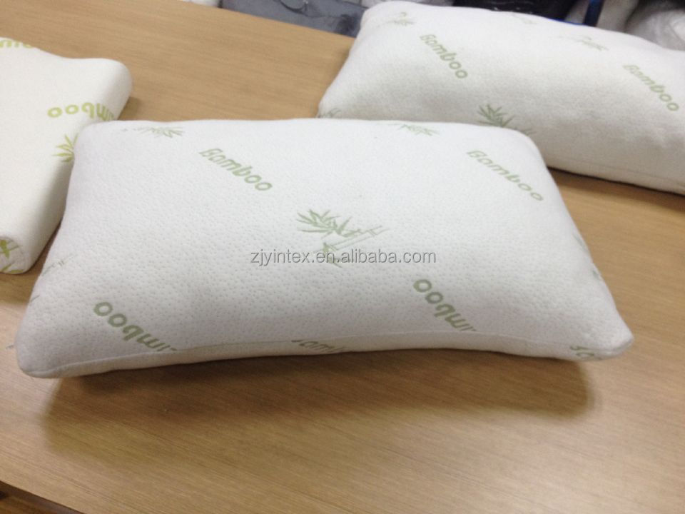 Hotel sale usa silicon gel shredded memory foam pillows for Hotel pillows for sale philippines
