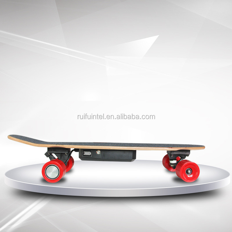 RUIFU wireless remote control electric skateboard x skate electric skateboard electric longboard hub for electric skateboard
