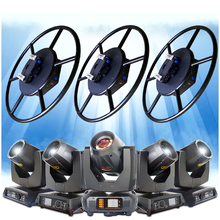 2DMX 512 one channel dj party weeding <strong>stage</strong> effect mini rotary circle lighting truss for sale