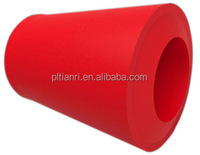 Chinese bush manufacturer factory price pu polyurethane rubber sleeve for heavy truck bush