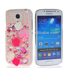 Fashion Diamond Case Cover for Samsung Galaxy S4 Mini i9190 with many design are available