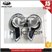 Auto Accessories Chromed Fog Lamp Case Garnish for Toyota Revo Hilux