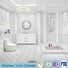 Guangzhou Canton Fair Kitchen Ceramic Wall Tile,Bathroom Ceramic Wall Tile