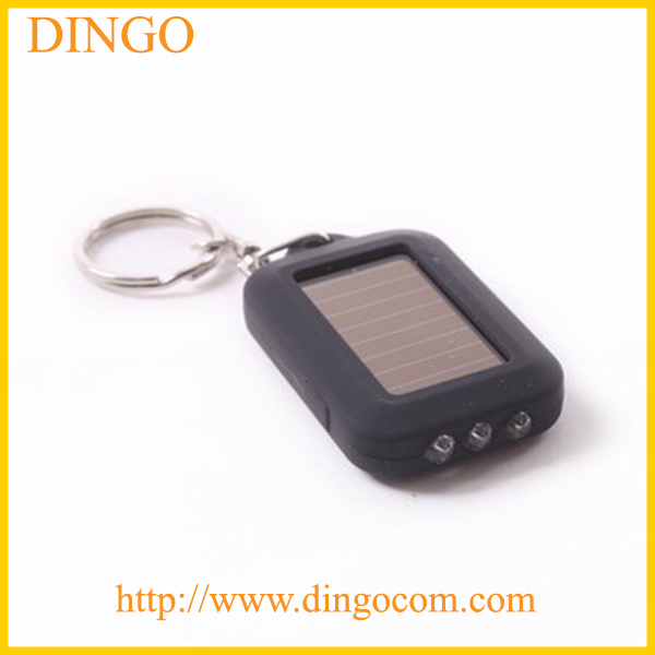 Promotional led keychain light With Logo/flashlight keychain /Custom led light keychain