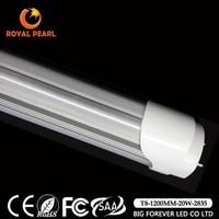 Led Tube Light T8 Internal Driver Compatible With Ballast 4FT 20W