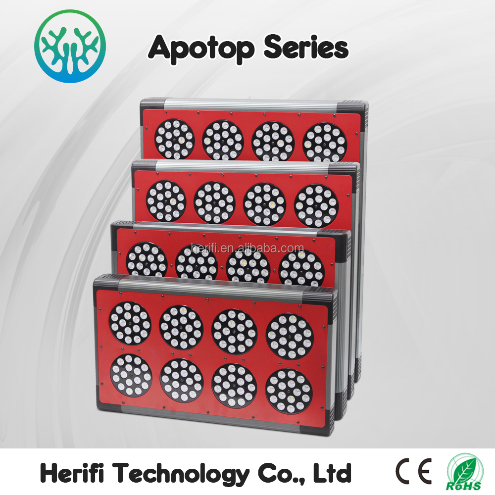 Grow Led Lights 200w-1600w High Power 5w Chip Apollo 4 Led Grow Light With Red 660nm/Blue 460nm UV IR Epistar Led Grow Light