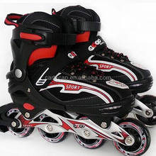 2014 newest model 4 wheel retractable roller skate shoes