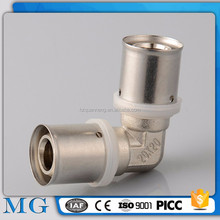 wwholesale ppr plumbing materials forging trailer axle seat brass screw fittings for pex-al-pex pipe