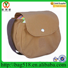Wholesale heavy duty canvas disc golf bag mini