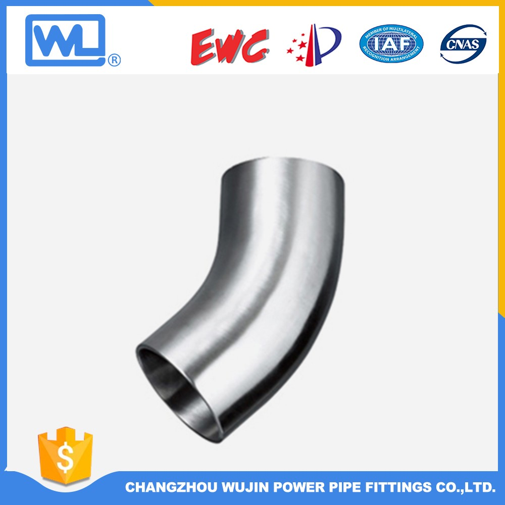 Ansi B16.9 Stainless Steel Pipe Elbow