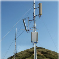 Best Buy 5W/37dBm GSM900MHz Outdoor Mobile Signal Booster ICS Repeater for Rural Area 1-5km Coverage