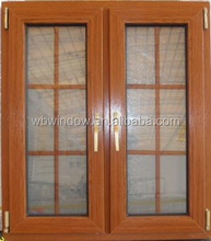 window and door sample,pvc casement window (Conch )