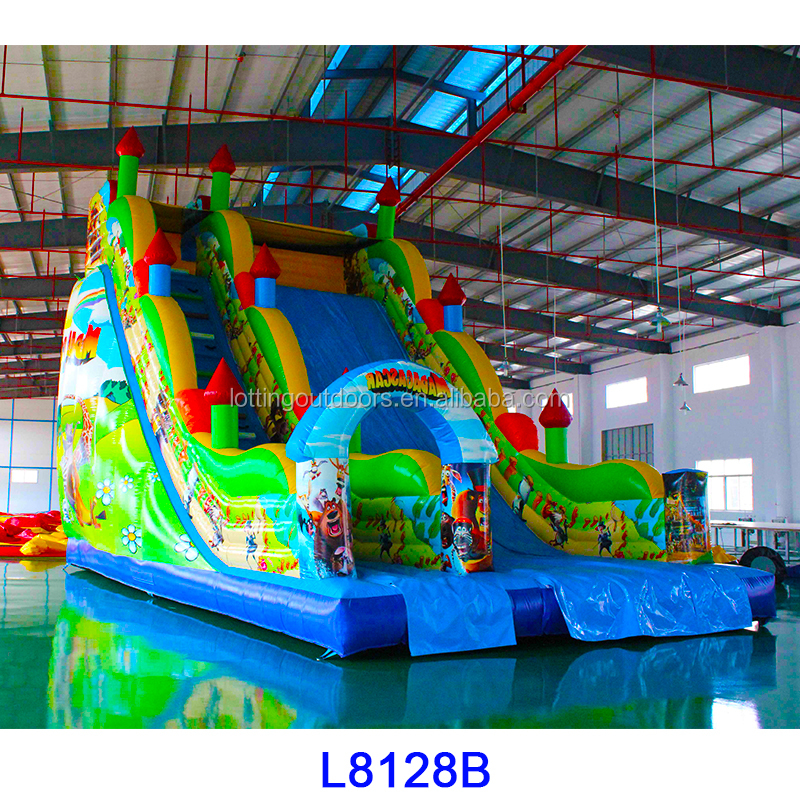 Low Price Giant Inflatable Water Slide For Sale Inflatable Water Slide