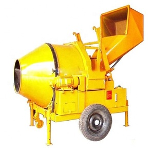 New Design and Market Comparative Price concrete Mixer JZC250 Concrete Batching Mixer Mobile Cement Mixer