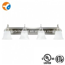 Bathroom Wall Lamp 4 lamps Vanity UL Certificate ETL approved vanity lamp