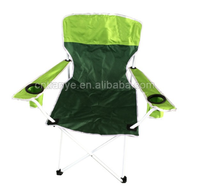 Hot Sale Outdoor Folding Fishing Chair Portable Camping Chair With Cup Holder