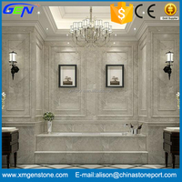 Wholesale Polished New Gregio Calanico Light Marble Stone