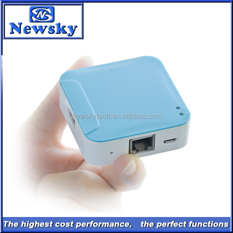 For hotel using portable 3g wifi router lan usb with rj45 port