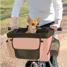 Bicycle Pet Dog Carrier