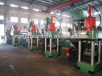 MG scrap metal recycle equipment/plant