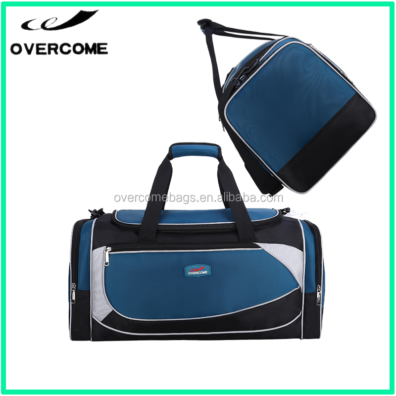 Wholesale all klinds of color travel or sport bags with own design logo