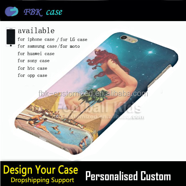 For apple iphone 6 sublimation cases mobile phone original custom product 3d sublimation cases for iphone 6 6 plus