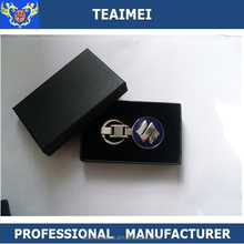 Fashion Design Wholesale Item 3D Type Car Key Rings