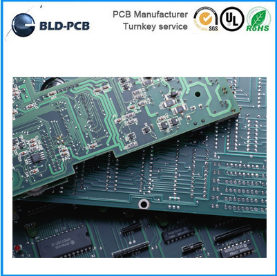 4 layers gold plating pcb fr4 pcb prototype green solder mask pcb circuit board