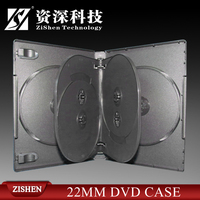 Multi Disc Holding Thick Dvd Case