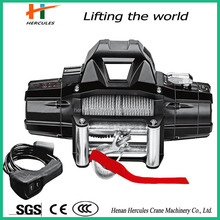 factory price winch electric double drum scraperwinch from Henen Hercules