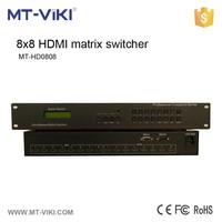 4k HDMI matrix 8x8 HDMI matrix switch 8 in 8 out