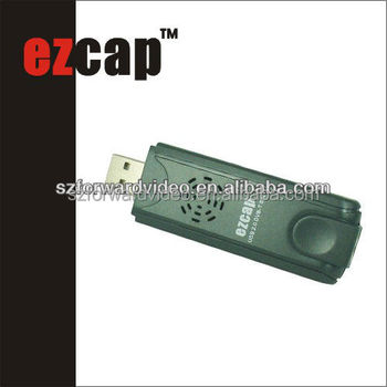 USB DVB-T Stick with FM USB DVB-T TV DONGLE EzTV668