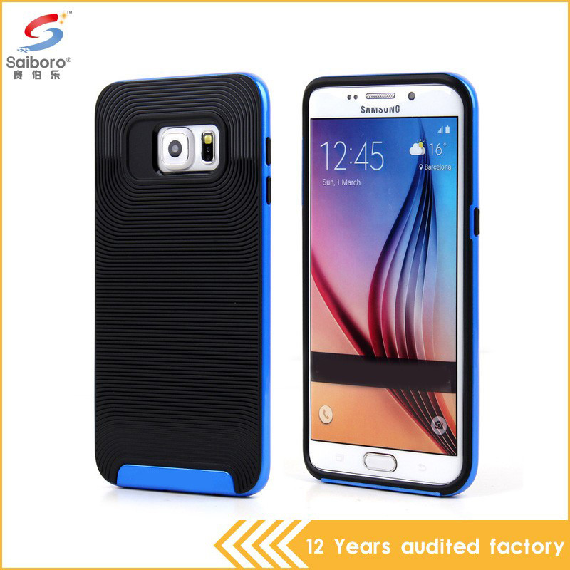 Hot amazon sale case for samsung galaxy S6edge plus mobile phone hard case