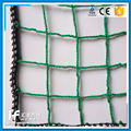 knotted green Fine Mesh trailer nets in high strength truck cover net