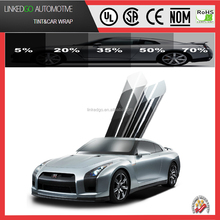 Newest solar control film product 5-70%VLT window solar film, PET solar film for car window
