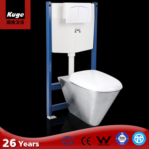 Direct From Factory Coach Close Coupled Toilet