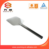 Hot sale stainless steel pizza peel aluminium