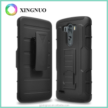 Heavy Duty Black Color Belt Clip Case for LG G3 Vigor G3 Mini G3 Beat