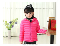 2015 new winter coat korean fashion Thin and small cotton-padded jacket