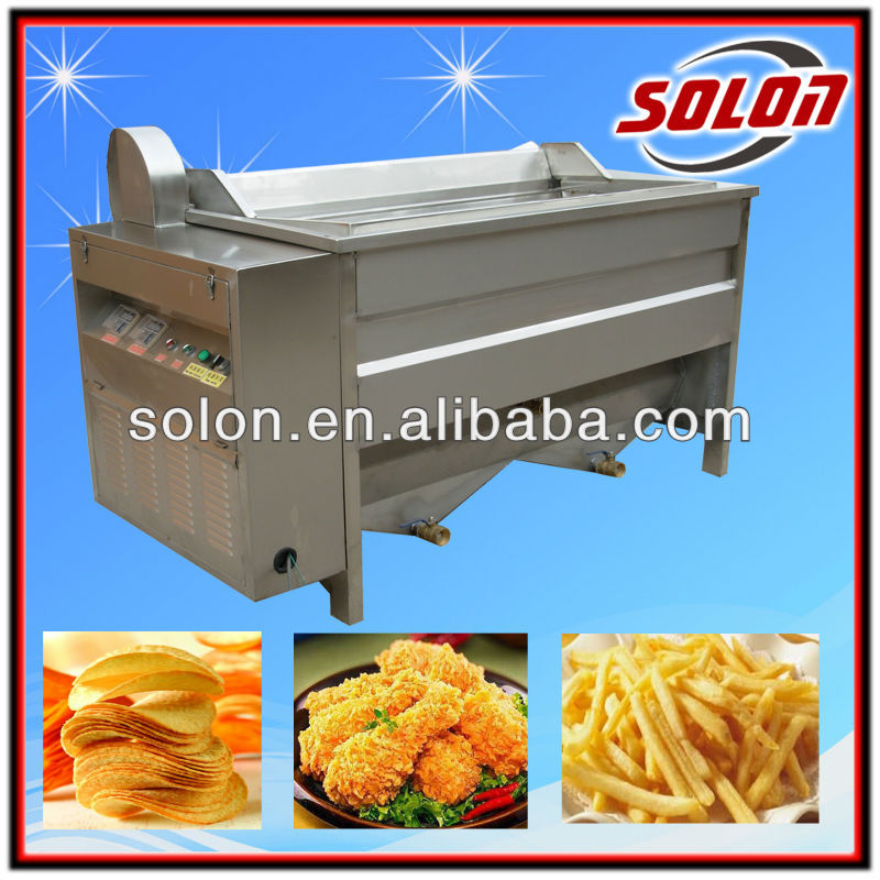 Auto fryer/potato chip fryer/egg fryer 086-15838105399