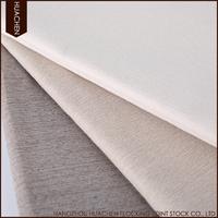 Economical custom design fire retardant drapery fabric