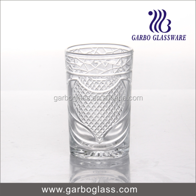 glass tea cup drinking wre engraved tumbler arabic stylish glass