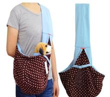 Pet Carrier Bag Dog Cat Puppy Single Shoulder Sling Bag Backpack Bag Tote