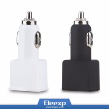 Universal portable multi fast dual port USB charger phone mini car charger for iphone 6s