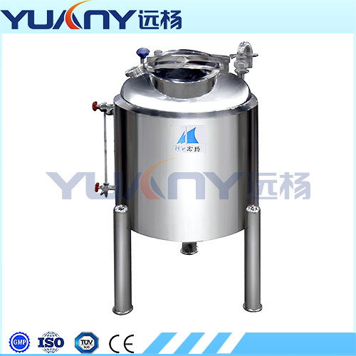 Stainless Steel Water Storage Tank with Float Valve