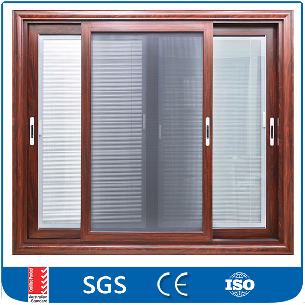 Price of aluminum sliding windows cheap house windows for sale