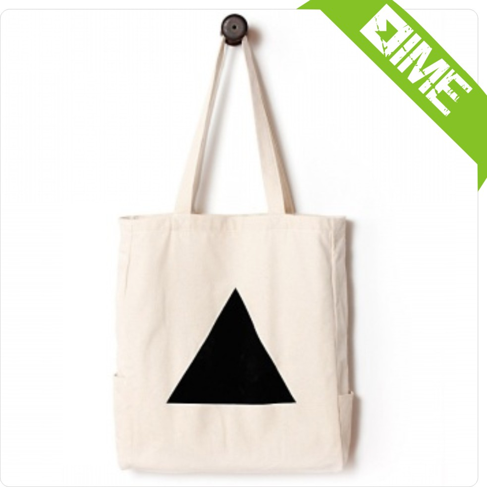 Custom Logo Weekend Canvas Cotton Bag From China Factory