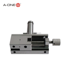 welding cable clamping fly tying vise
