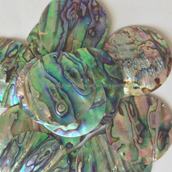 abalone/paua shell cabochons for jewelry setting