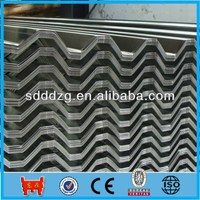 2014 hot sale cold rolled GI galvanized corrugated metal roof